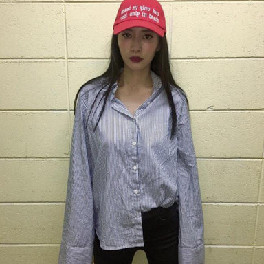 [$ SHOP SALE][COUPDEGRACE] COOL ONLY IN DEATH COTTON TWILL BALL CAP (RED)