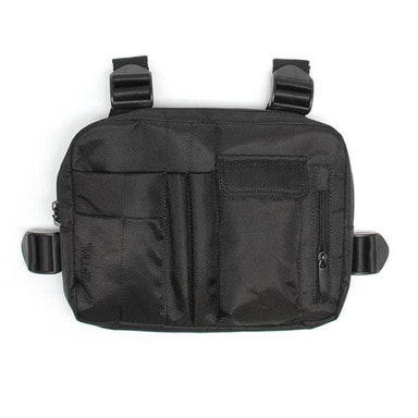 CHEST RIG BAG (BLACK)