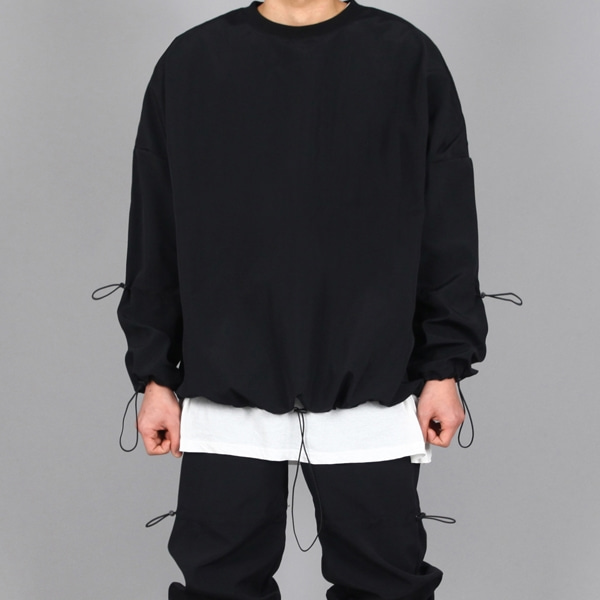 STOPPER MAMTOMAM SWEATSHIRT BLACK