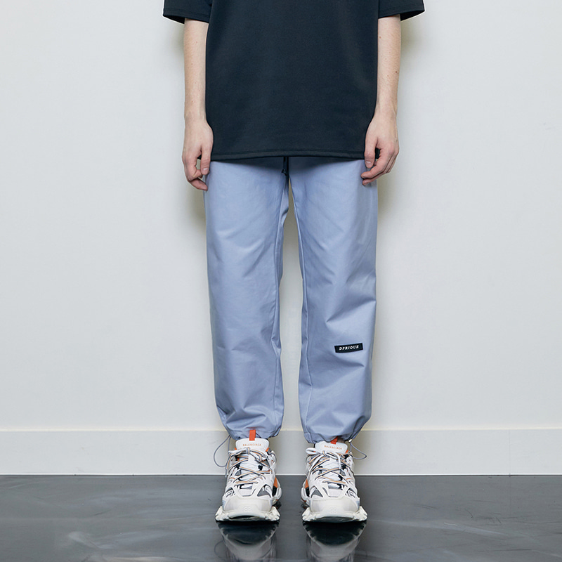 STRING JOGGER PANTS (BLUE)