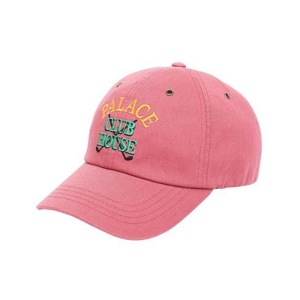 CLUBHOUSE 6-PANEL PINK